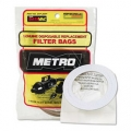 Metro Vac 2-Ply Filter Bags (5 pack)