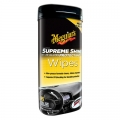Meguiar's Supreme Shine Protectant Wipes