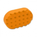 Lake Country CCS Orange Foam Light Cutting Pad - Hand Applicator