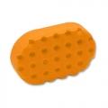Lake Country CCS Orange Foam Light Cutting Pad - Hand Applicator