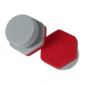 Lake Country Red Precision Wax & Sealant Applicator With Handle