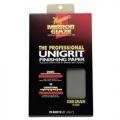 Meguiar's Unigrit Sanding Sheets, 2500 grit, S2525 - 9 in. x 5.5 in. (25 sheets)