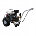Pressure-Pro Professional 2700 PSI (Gas-Cold Water) Pressure Washer w/ Honda GX200 Engine - Cart Mount