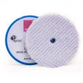 Rupes Wool Polishing Pad, Blue/Coarse - 170mm (6 inch backing)