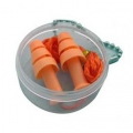 SAS Corded Silicone Ear Plugs with Case