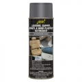 SM Arnold Leather, Vinyl & Hard Plastic Refinisher, Dark Gray - 11 oz. aerosol