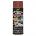 SM Arnold Leather, Vinyl & Hard Plastic Refinisher, Autumn Red - 11 oz. aerosol
