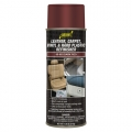SM Arnold Leather, Vinyl & Hard Plastic Refinisher, Dark Red - 11 oz. aerosol