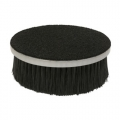 SM Arnold Carpet & Upholstery Brush for Orbital/DA Polishers - 5 inch, 1.5-inch bristles