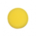 SM Arnold Yellow Foam Wax Applicator - 4 inch