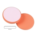 Lake Country Hydro-Tech Low Profile Tangerine Foam Polishing Pad - 5.5 inch x 7/8 inch