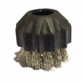 Vapor Systems Steel Brush Attachment - 1 inch