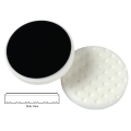 Lake Country CCS Cutback DA Foam Polishing Pad, White - 6.5 inch