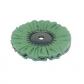 Zephyr Airway Buffing Wheel, Hall Green Airway - 8 inch