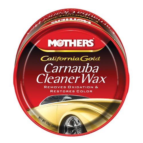 Mothers California Gold Original Cleaner Wax Paste (12oz.)
