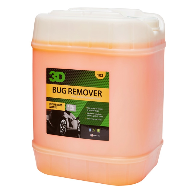 3D Bug Remover - 5 gal.