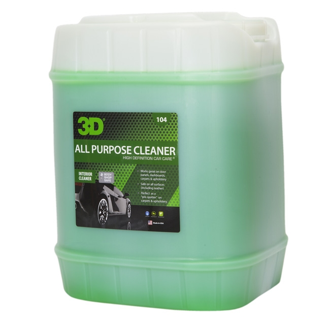 3D All Purpose Cleaner - 5 gal.