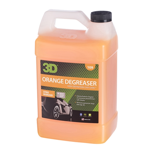 3D Orange Citrus Degreaser - 1 gal.