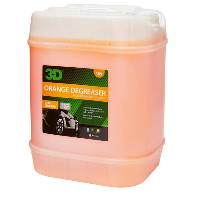 3D Orange Citrus Degreaser - 5 gal.