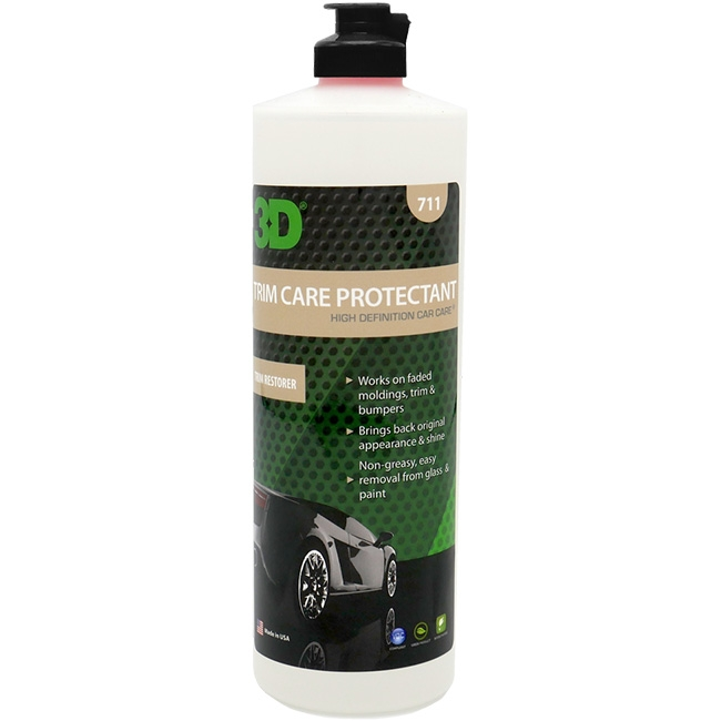 3D Trim Care Protectant - 16 oz.