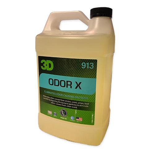 3D Odor X Eliminator - 1 gal.