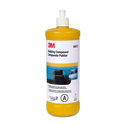 3m Perfect It Ii Rubbing Compound 05973 32 Oz