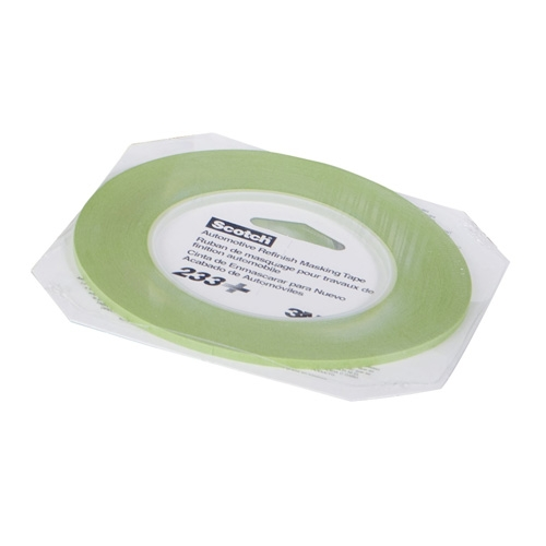 3M Automotive Performance Masking Tape, 26343 - 3mm x 55m
