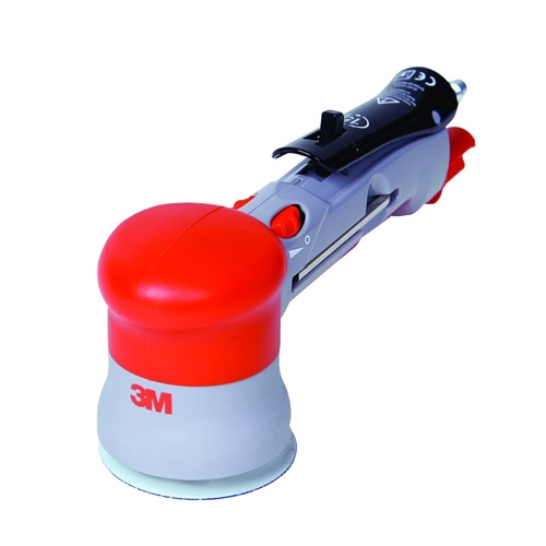 3M Pneumatic Polisher, 15mm Orbit, 28363 - 3 inch