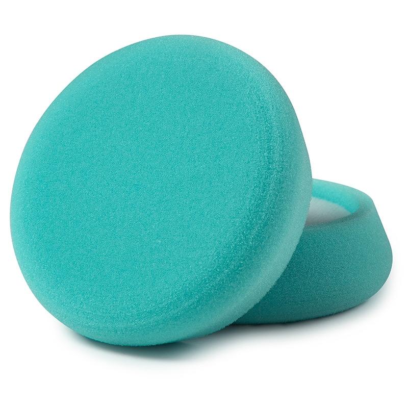 3M Perfect-It Foam Finishing Pad, 30043, Green - 4 inch (2 pack)