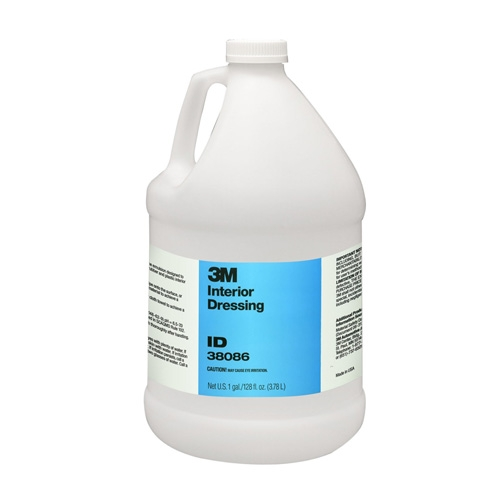 3M Interior Dressing, 38086 - 1 gal.