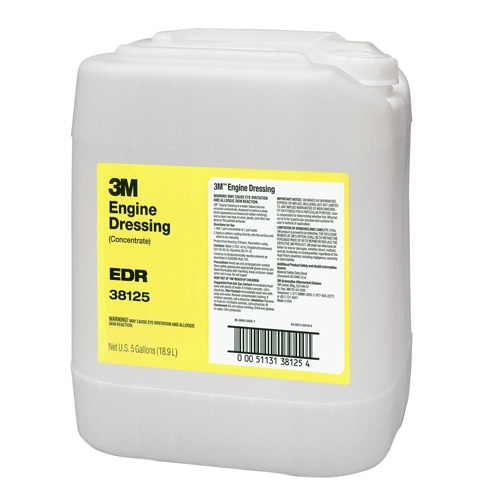 3M Engine and Tire Dressing, 38125 - 5 gal.