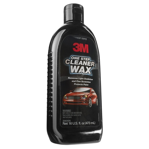 3M One Step Cleaner Wax, 39006 - 16 oz.