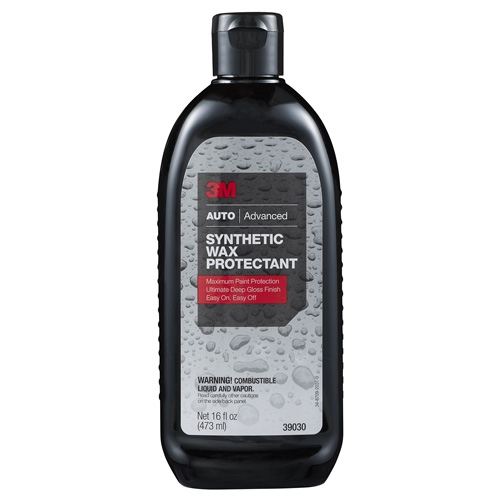 3M Synthetic Wax Protectant, 39030 - 16 oz.