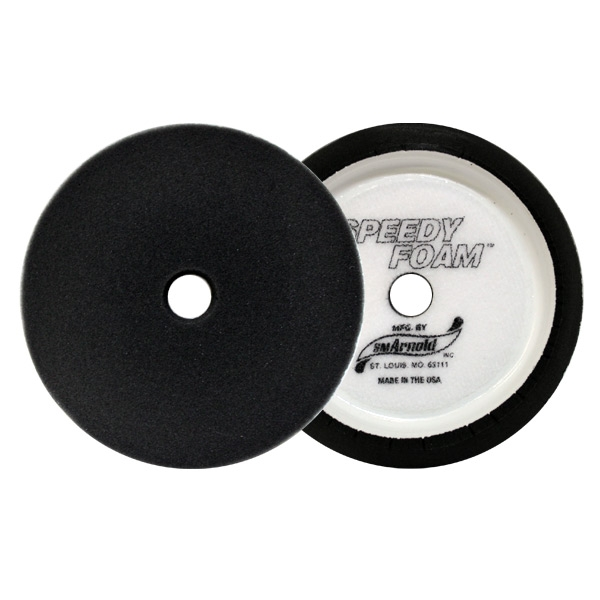 SM Arnold Speedy Foam Polishing Pad, 7 in