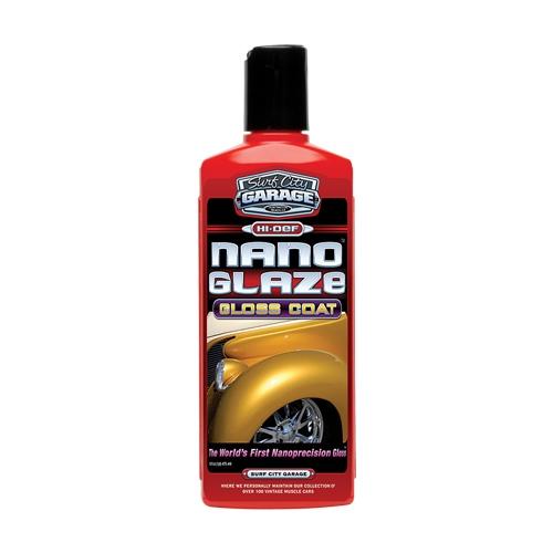 Surf City Garage Nano Glaze Gloss Coat (8oz)
