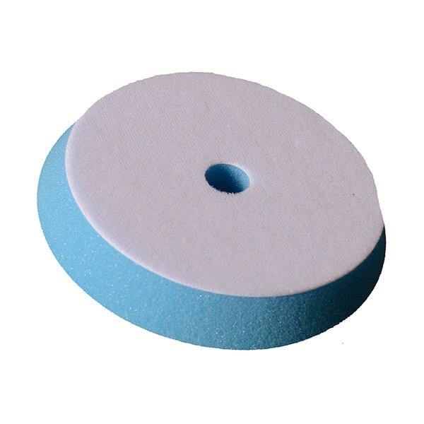 Buff and Shine Uro-Cell DA Foam Compounding Pad, Blue - 5 inch