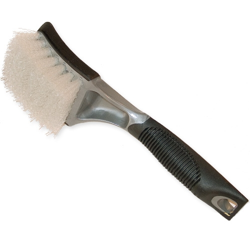 SM Arnold Tire Brush (White Nylon)