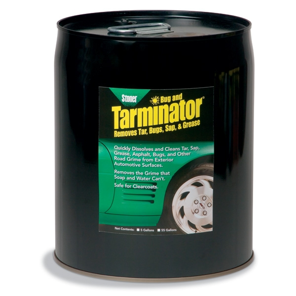 Stoner Tarminator Bug Tar Amp Sap Remover 5 Gal