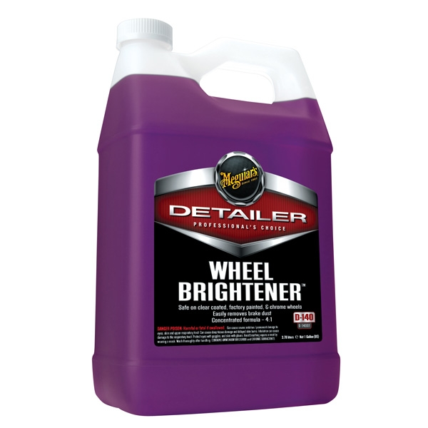 Meguiars Wheel Brightener (1 gal.)