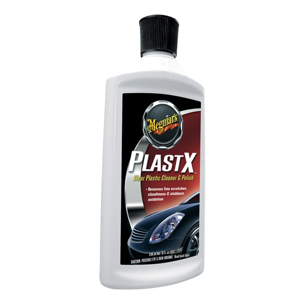 Meguiar's PlastX Clear Plastic Cleaner & Polish - 10 oz.