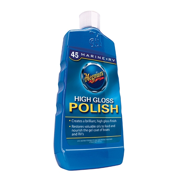 Meguiars Boat/RV Polish & Gloss Enhancer