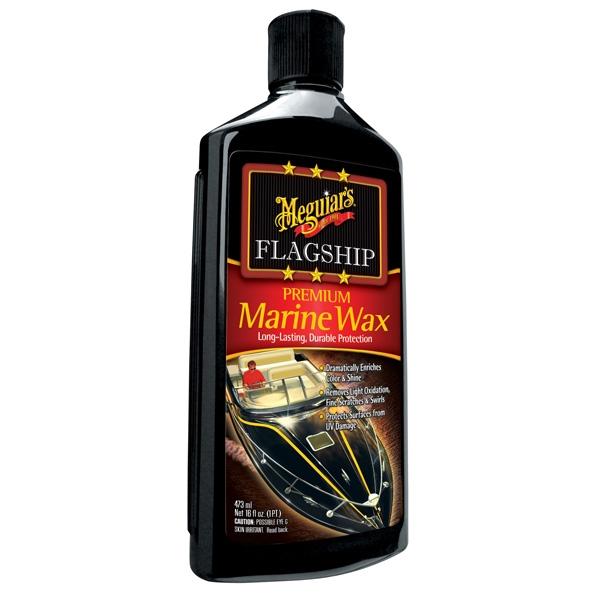 Meguiars Flagship Premium Marine Wax (16oz)