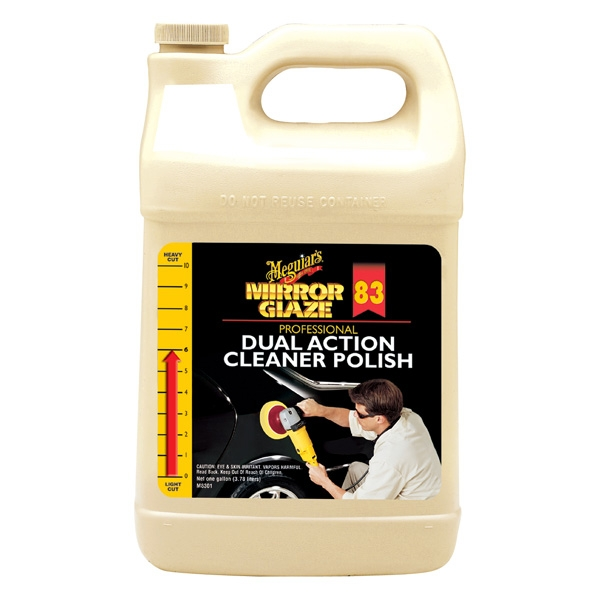 Meguairs BSP Dual Action Cleaner/Polish (1gal)