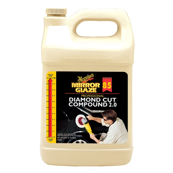 Meguiars BSP Diamond Cut Compound (1gal)