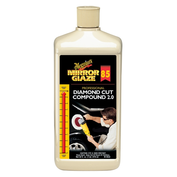 Meguiars BSP Diamond Cut Compound (32oz)