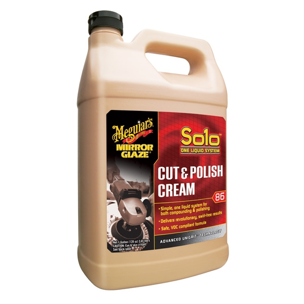 Meguiars Cut & Polish Cream (1gal)