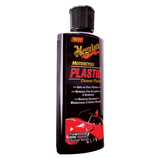 Meguiars Motorcycle Plastic Cleaner / Polish