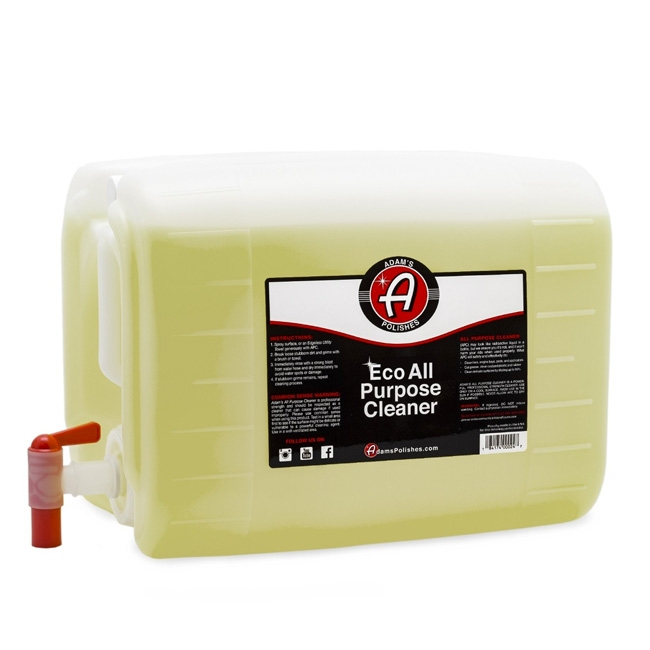 Adam's Eco All Purpose Cleaner - 5 gal.