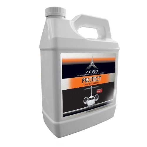 Aero Protect - Tire, Plastic, and Vinyl Protectant - 1 gal.