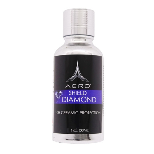 Aero Shield Diamond 10H Ceramic Protection - 30ml